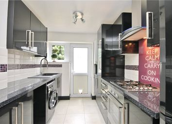 Thumbnail 2 bed maisonette to rent in Royston Road, West Byfleet, Surrey