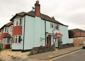 Thumbnail 3 bed detached house for sale in Crowborough Road, Southend-On-Sea