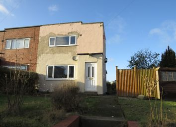 Thumbnail 2 bed semi-detached house for sale in Fenby Close, Bradford