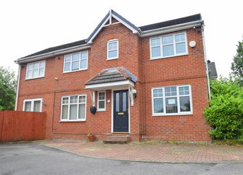 Thumbnail 4 bed detached house for sale in Howgill Crescent, Oldham, Greater Manchester