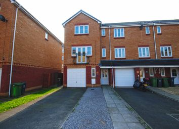 Thumbnail 4 bedroom end terrace house for sale in Wyncliffe Gardens, Pentwyn, Cardiff
