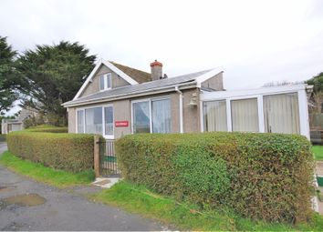 Thumbnail 3 bed bungalow for sale in Belle Vue, Peel, Isle Of Man
