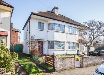 Thumbnail 3 bed semi-detached house for sale in Foresters Drive, London