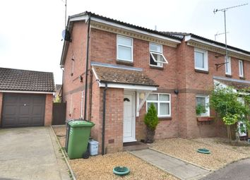Thumbnail 3 bed end terrace house for sale in Margaret Rose Close, King's Lynn
