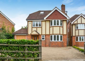 Thumbnail 4 bed detached house for sale in Stanley Hill Avenue, Amersham, Buckinghamshire