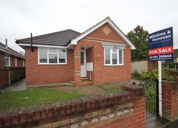 Thumbnail 3 bed detached bungalow for sale in Louis Drive West, Rayleigh