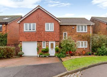 Thumbnail 4 bed detached house for sale in Trout Road, Haslemere, Surrey