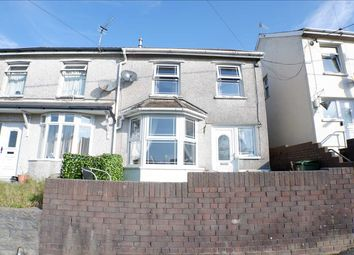 Thumbnail 4 bed semi-detached house for sale in Holly Street, Gilfach Goch, Porth