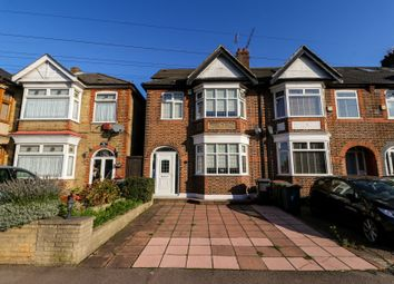Thumbnail 4 bed end terrace house for sale in Burnham Road, London