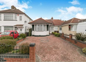 Thumbnail 4 bed semi-detached bungalow for sale in Marcot Road, Solihull
