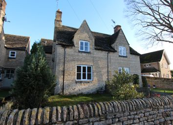 Thumbnail 2 bed semi-detached house for sale in Main Street, Great Casterton, Stamford