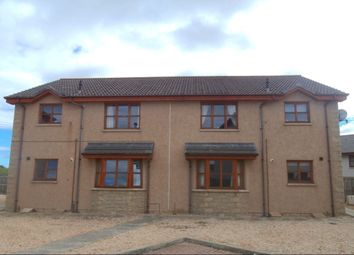Thumbnail 2 bedroom flat to rent in Barmuckity Lane, Elgin