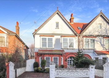 Thumbnail 4 bed semi-detached house for sale in Heene Road, Worthing