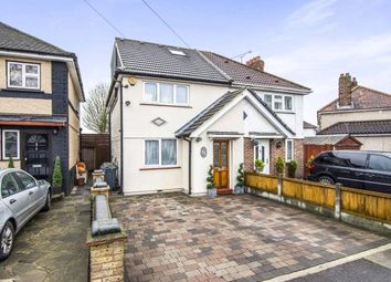 Thumbnail 3 bedroom semi-detached house for sale in Clayton Road, Romford