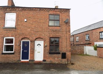 Thumbnail 2 bed semi-detached house for sale in Bridge Street, Lostock Gralam, Northwich