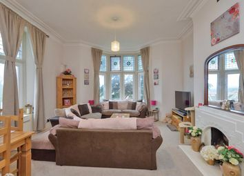 Thumbnail 2 bed flat for sale in St. Johns Avenue, Clevedon