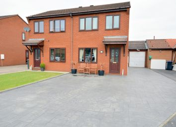 3 bed semi-detached house for sale in Lilac Way, Toft Hill, Bishop Auckland DL14
