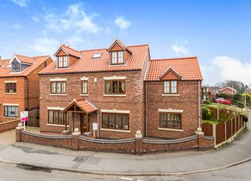 Thumbnail 5 bed detached house for sale in Newcastle Street, Tuxford, Newark