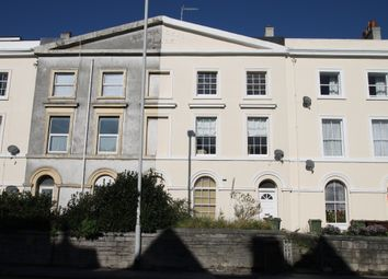 Thumbnail 1 bed flat for sale in Embankment Road, Plymouth