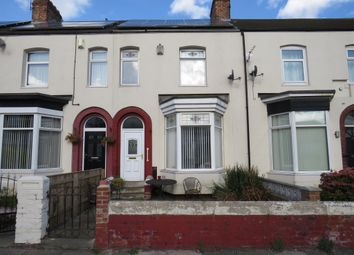Thumbnail 2 bed terraced house for sale in Bishopton Road, Stockton-On-Tees