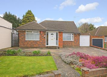Thumbnail 2 bed detached bungalow for sale in Newberries Avenue, Radlett