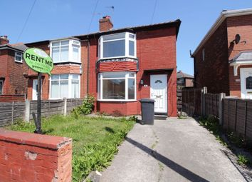 Thumbnail 3 bed semi-detached house to rent in Sunnyside Road, Droylsden, Manchester