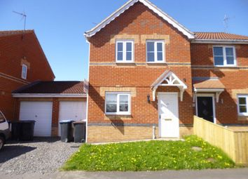 Thumbnail 3 bed semi-detached house for sale in Walton Crescent, St. Helen Auckland, Bishop Auckland