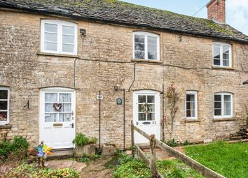 Thumbnail 2 bed cottage to rent in Preston, Cirencester