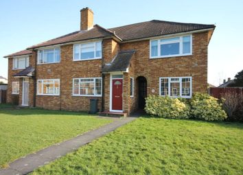 Thumbnail 2 bed maisonette for sale in Manns Close, Isleworth