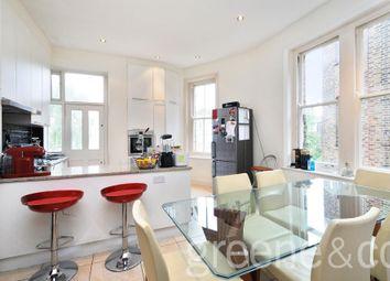 Thumbnail 3 bed flat to rent in Elgin Mansions, Elgin Avenue, London
