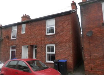 Thumbnail 3 bed end terrace house to rent in Nursery Road, Salisbury