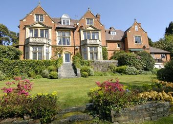 Thumbnail 2 bed flat to rent in Charters Road, Sunningdale