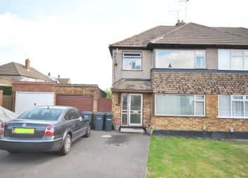 Thumbnail 3 bed semi-detached house for sale in Newgatestreet Road, Goffs Oak, Waltham Cross
