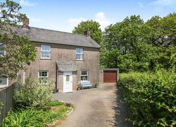 Thumbnail 2 bed semi-detached house for sale in Michaelstow, St Tudy, Bodmin