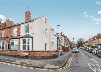 Thumbnail 3 bed end terrace house to rent in Regent Road, Harborne, Birmingham