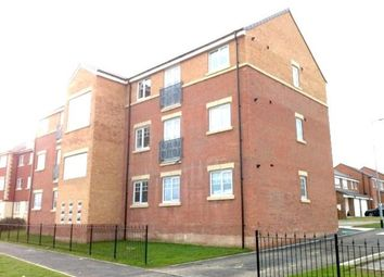 Thumbnail 2 bed flat to rent in Evergreen Close, Hartlepool