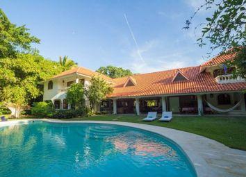 Thumbnail 5 bed villa for sale in Cabarete, Dominican Republic