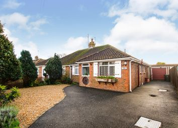 Thumbnail 3 bedroom semi-detached bungalow for sale in Meadow Close, Rottingdean, Brighton