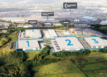 Thumbnail Industrial to let in Airport City, Manchester