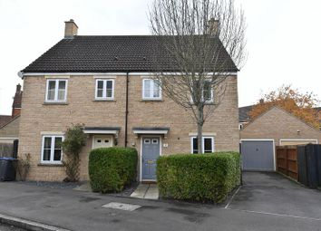 Thumbnail 3 bed semi-detached house for sale in Grouse Road, Calne