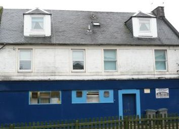 Thumbnail 2 bed flat for sale in Store Lane, Rothesay, Isle Of Bute