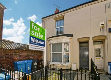 Thumbnail 2 bed end terrace house for sale in Beaconsfield Villas, Holland Street, Hull