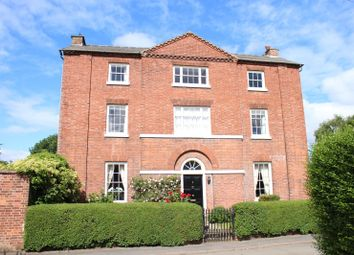 Thumbnail 4 bed property for sale in Newton Burgoland, Leicestershire