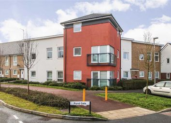 Thumbnail 2 bedroom flat for sale in Pond Gate, Redhouse Park, Milton Keynes, Bucks