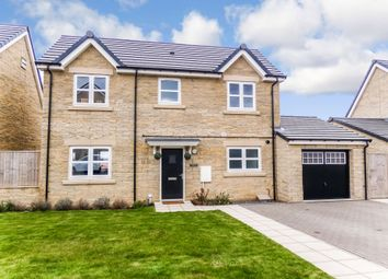 Thumbnail 4 bedroom detached house for sale in Thomas Percy Close, Alnwick