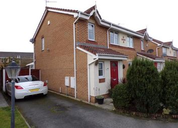 Thumbnail 3 bed semi-detached house for sale in Telford Drive, St. Helens, Merseyside
