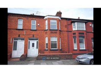Thumbnail 4 bed terraced house to rent in Brereton Avenue, Liverpool