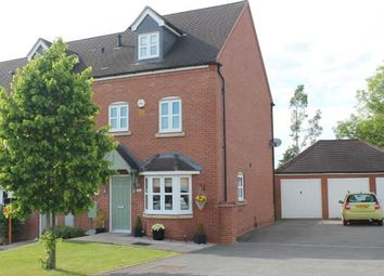 Thumbnail 4 bed end terrace house for sale in Addison Drive, Stratford-Upon-Avon