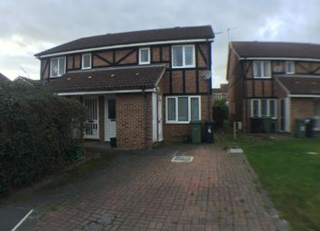 Thumbnail 1 bed flat to rent in Foster Road, Abingdon