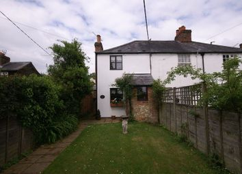 Thumbnail 2 bed end terrace house to rent in Downley Road, Naphill, High Wycombe
